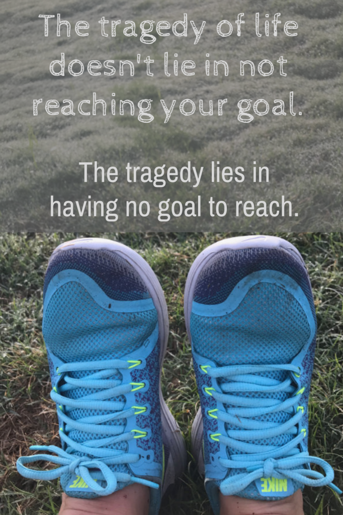 We get told to set goals. But what happens when we don't achieve them? Is there a difference between making excuses and stating reasons for failure?
