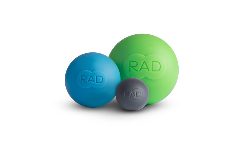 A comprehensive RAD roller review. The RAD roller offers SMR options for all parts of the body, targeted muscle release of large and small muscles.